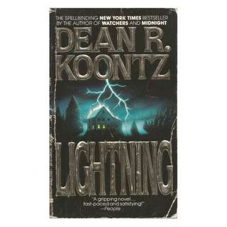 Dean Koontz - Lightning