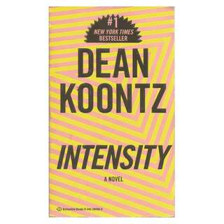 Dean Koontz - Intensity