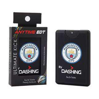 Manchester City Dashing