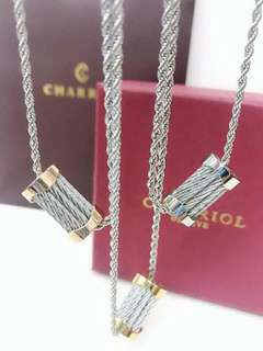 Charriol Necklace - Japan Made