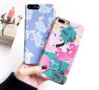Casing Iphone 6/6S Flamingo Pink Case Iphone Lucu Murah