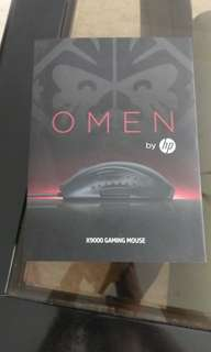 BNIB HP OMEN GAMING MOUSE