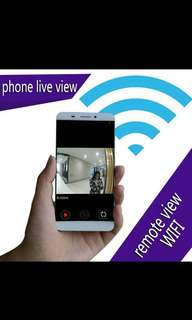 Ip-Mini Cam support Wi-Fi Network Connection to mobile Apps