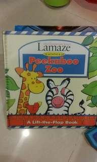 Lamaze Peekaboo Zoo