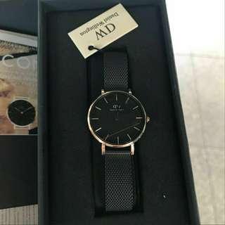 DW 28mm 手錶