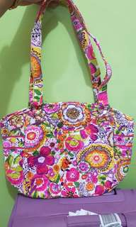 Original Vera Bradley Tote / Shoulder Bag