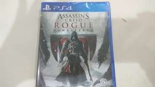 PS4 Assassin's Creed Rogue Remastered r3 New and sealed