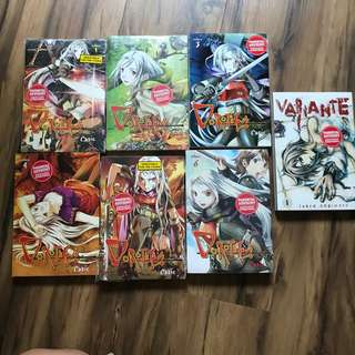 Manga for mature readers