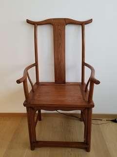 中國椅 一張