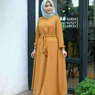 Dahlia dress af
