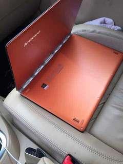 """(特價一台)Lenovo Yoga 3 Pro 13.3"""" M5-5Y10,4G,256G 3K QHD 2-in-1 Ultrabook 95%NEW"""