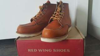 Red Wing 875 size 10E