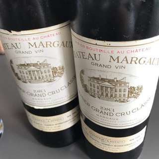 1983年 red wine @1