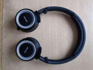 Price Reduced! Award Winning AKG Portable Headphone