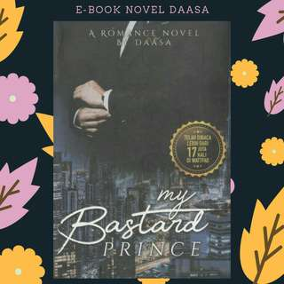 PREMIUM : EBOOK PDF NOVEL MY BASTARD PRINCE