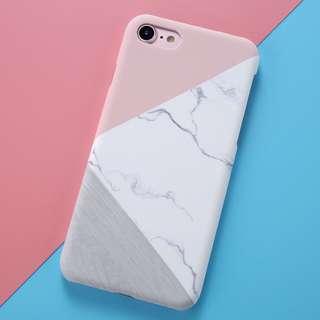 Marble Pattern Hard Case