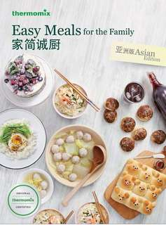 Cookbook Easy meals for the family