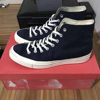 Sepatu Converse CT 70's Navy Obsidian Mint Condition