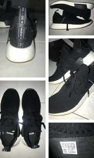 Adidas NMD R2 PK Japan Black Gum