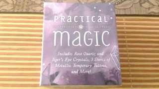 Practical Magic Box of Crystals