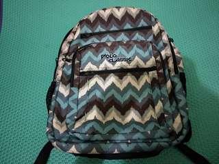 Tas Backpack Polo Classic Original