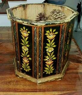 Peruvian Hand painted Box