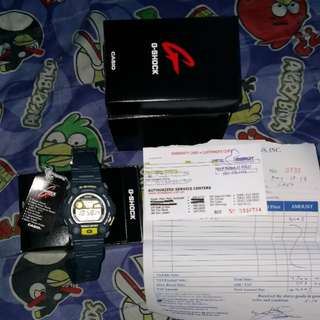 For sale: G-shock 7900-2D