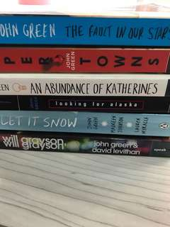 John Green books