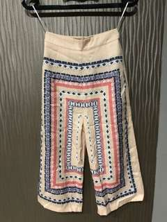 MDS Tribal Cullotes size XS