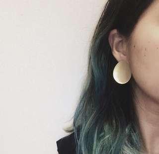 Vintage enkei earrings on Sale!