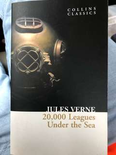Jules Verne 20,000 Leagues Under The Sea