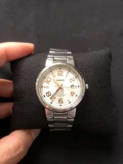 Casio ladies quartz watch