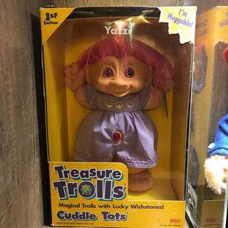 絕版troll連盒