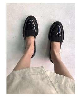 Comme des Garcons loafers rrp $950