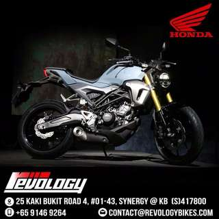 Honda CB150R Ex-Motion