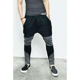 Jogger pria model korea variasi