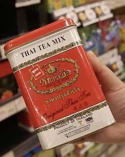 泰國小紅罐奶茶粉