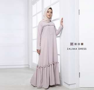 Maxi Dress Gamis Simply Rample