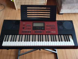 Casio Electronic Keyboard CTK-6250