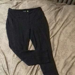 Grey thick Jeggings
