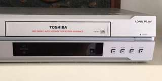Toshiba DVD player (working condition)