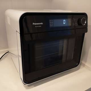 Panasonic 蒸氣焗爐 蒸焗爐 樂聲 NU-SC100W steam oven convection