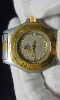 Ladies Tag Heuger Professional