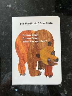 <NEW!> Brown bear brown bear what do you see