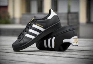 Adidas Superstar Foundation (Brand New in Box, For Sale)