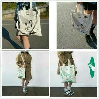 🚚 兩用側背包