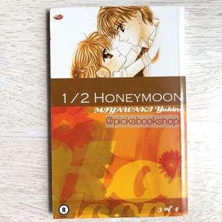 Komik MNC M&C - 1/2 Honeymoon No 3 - Miyawaki Yukino