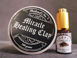 MIRACLE HEALING CLAY featured in Jessica Soho