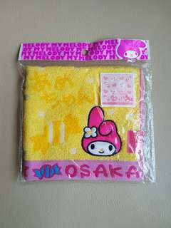 My Melody Small Towel
