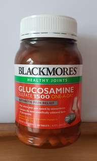 Blackmores - Glucosmaine Sulfate 1500 One-A-Day